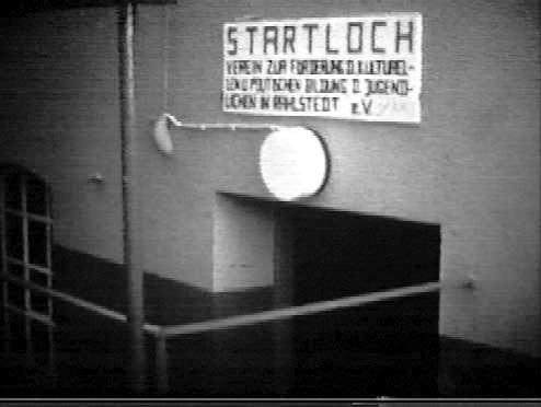 ... im Keller des alten Rahlstedter Ortsamtes